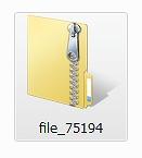 アフィンガーダウンロードファイル