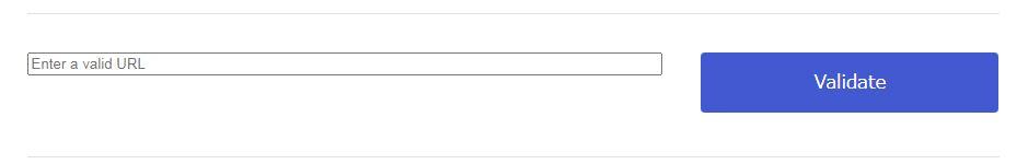 04Enter a Valid URLにブログURLを入力