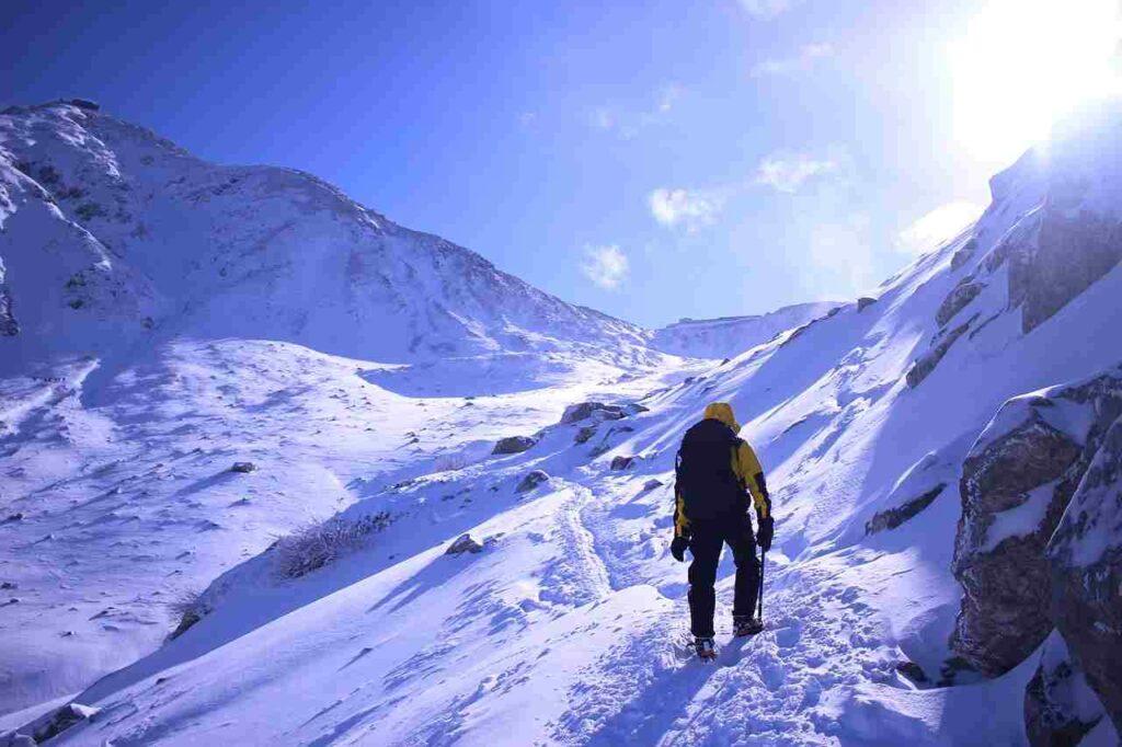 山登り派のキャリア開発イメージ