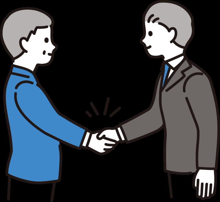 入社・退職の手続きサポート